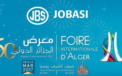 JOBASI EST PRÉSENT DANS LE 50ÈME ÉDITION DE LA FOIRE INTERNATIONALE D'ALGER