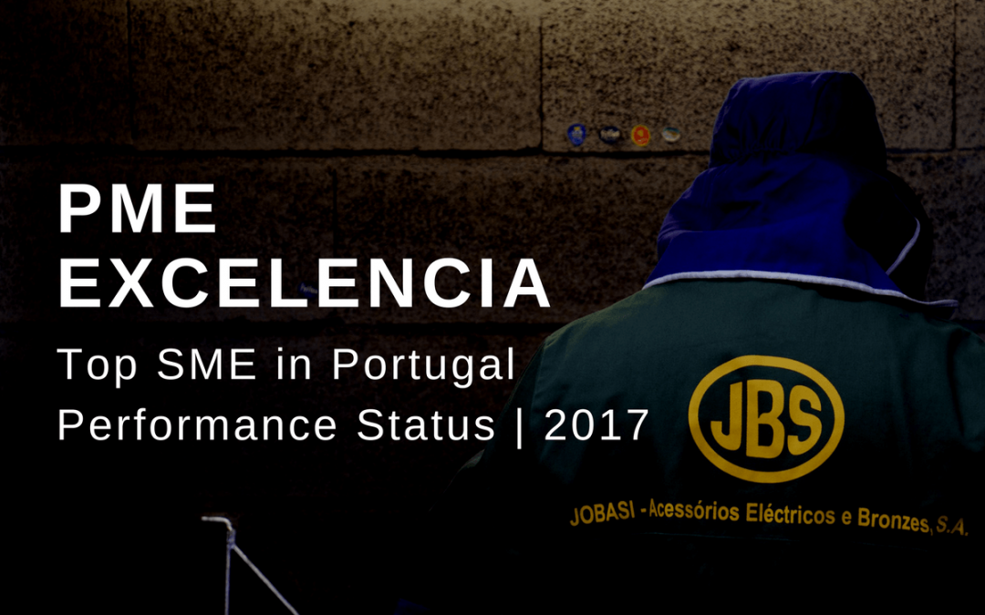 JOBASI É UMA PME EXCELENCIA 2017